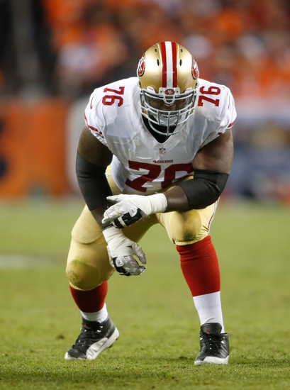Erik Pears: Why 49ers Need to Cut Right Tackle in 2016