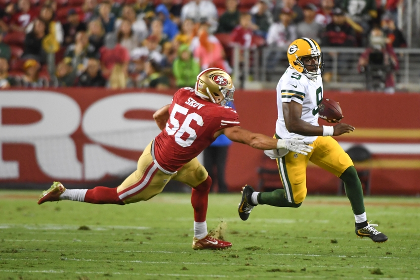 49ers Breaking Down Final Wave Of 2016 Roster Cuts