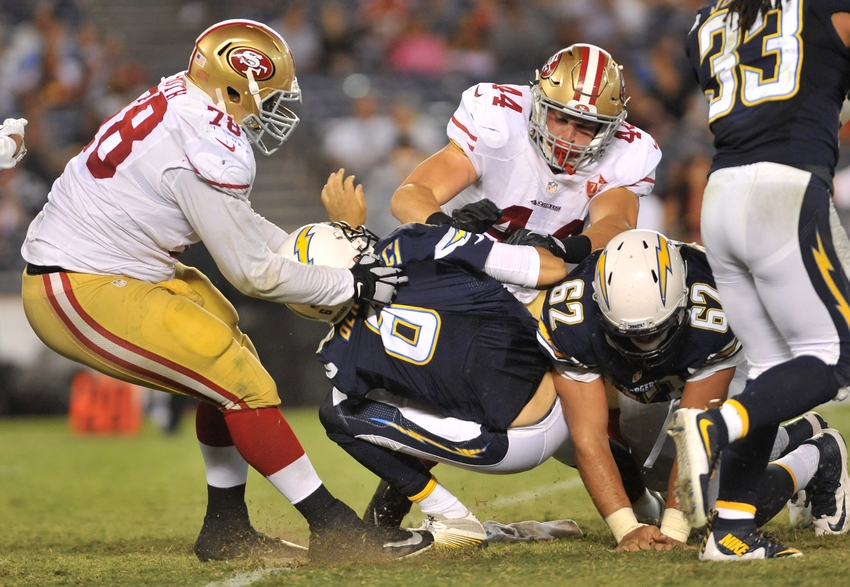 49ers Vs Chargers 5 Biggest Takeaways For San Francisco