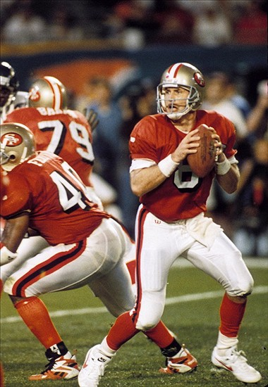 new styles 1720a 2d101 Throwback Thursday: A Look Back at the 1994 49ers