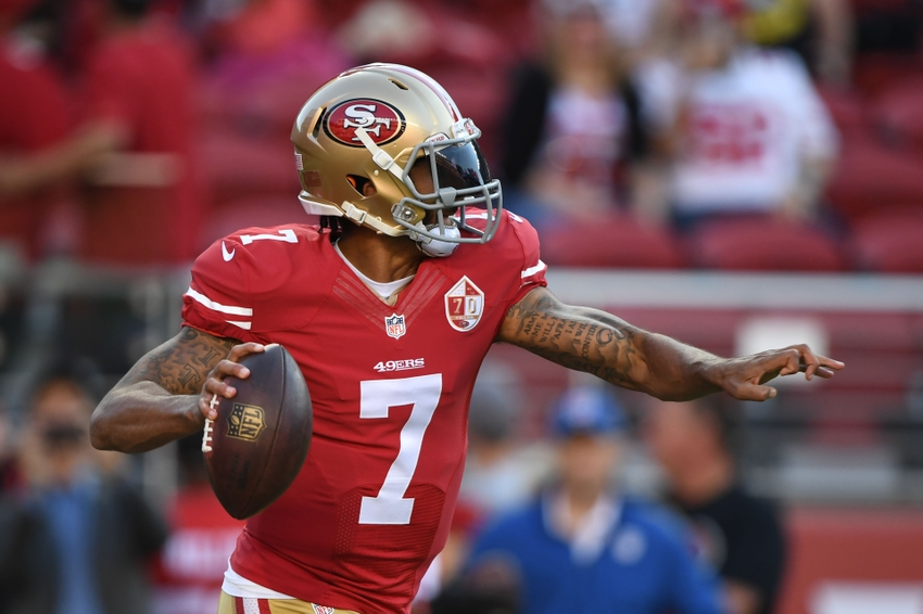 new product 8b363 7d835 Colin Kaepernick: Why He Is Losing 49ers QB Competition