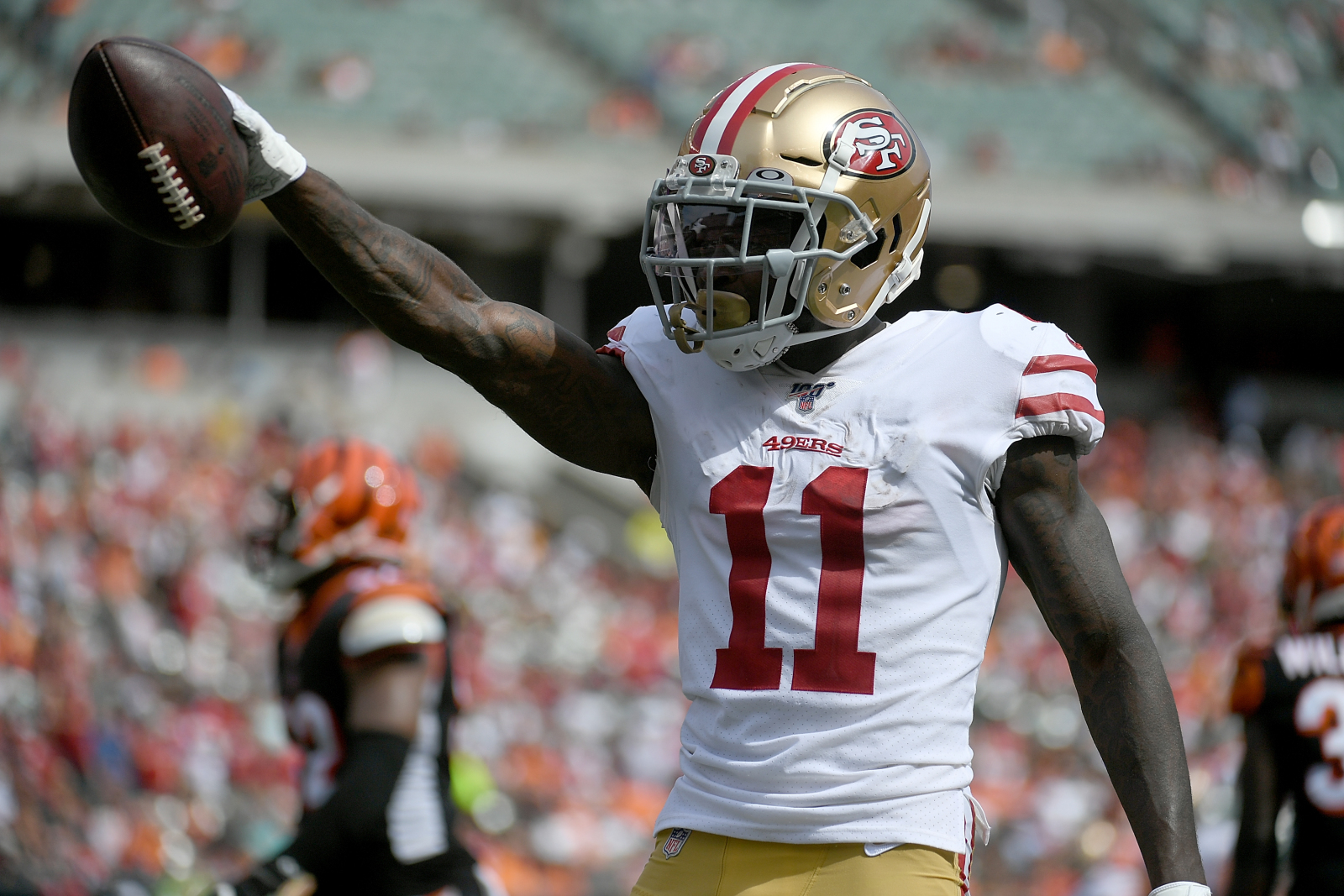 San Francisco 49ers: 3 wide receivers facing uncertain futures in 2020