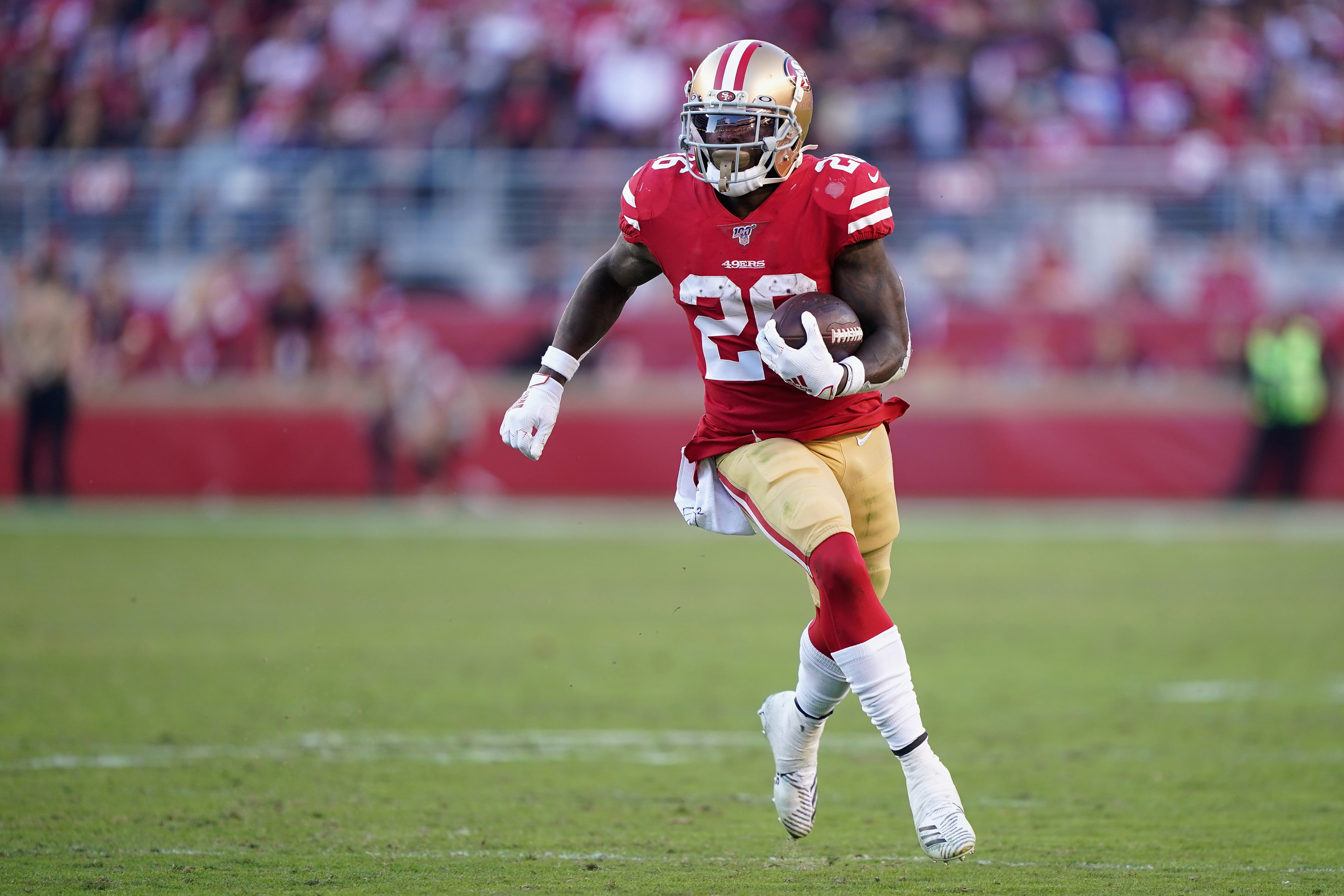 49ers running back situation in 2020 is more complicated than it seems