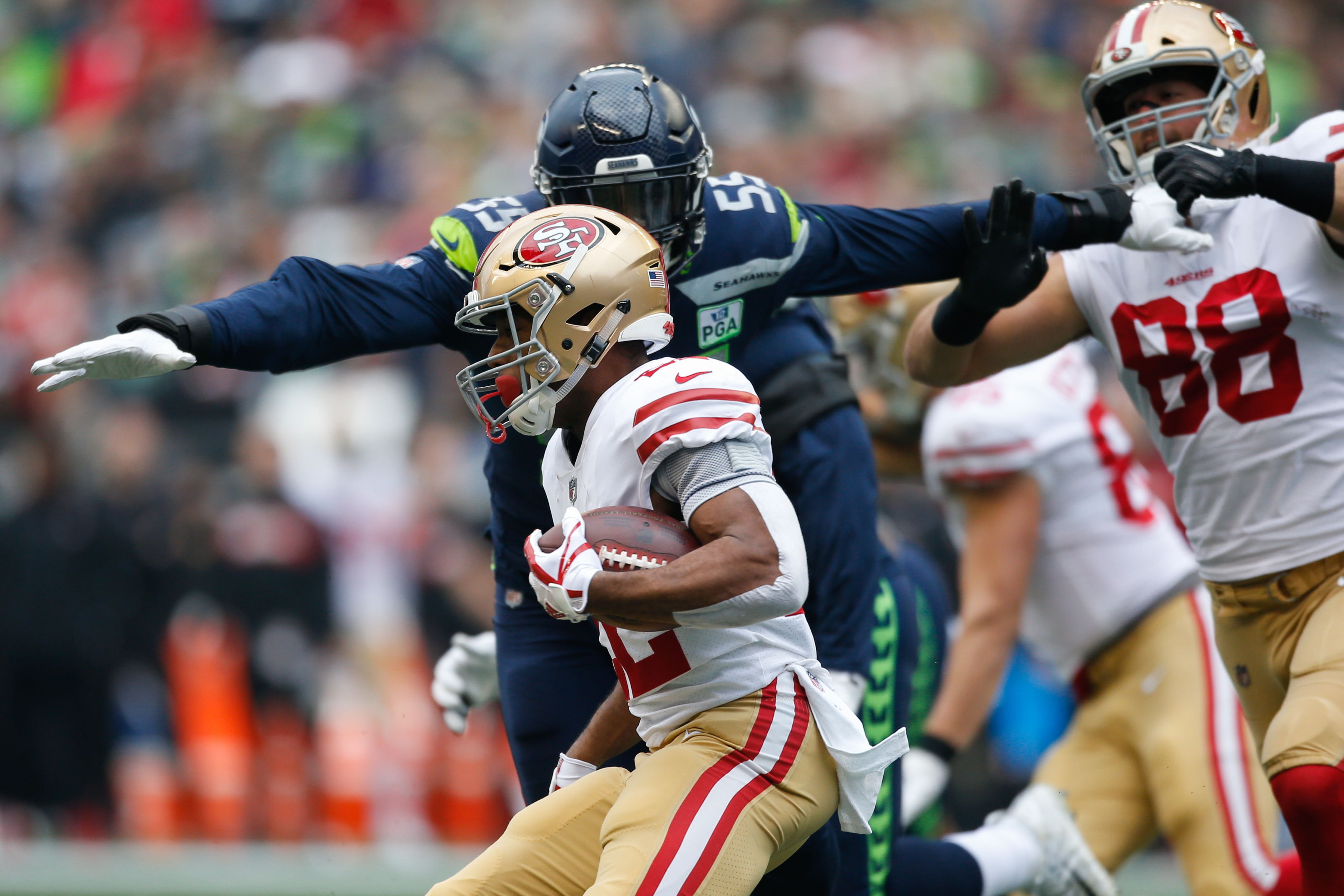 odds betting line on seattle san francisco game
