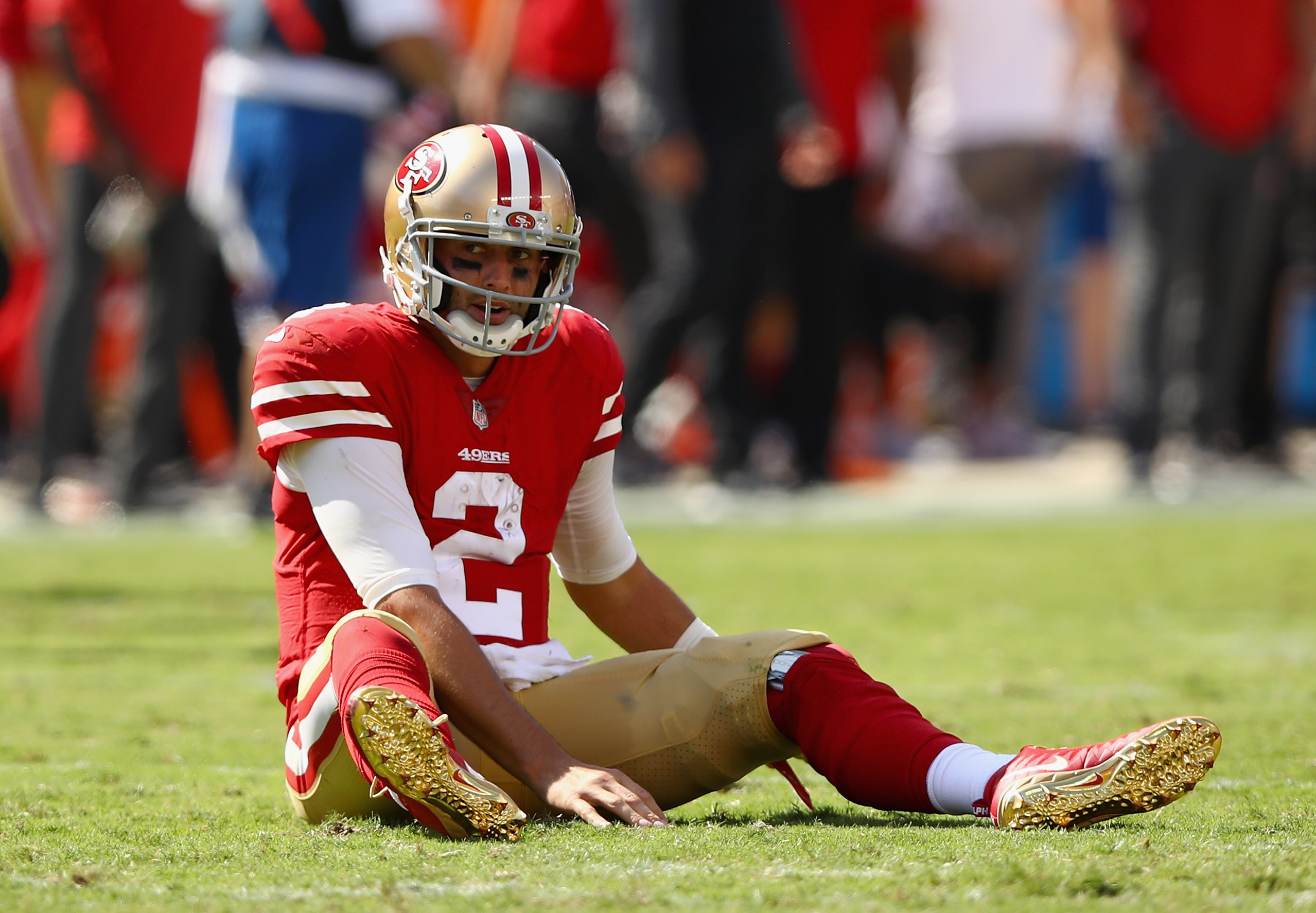 Image result for 49ers loss