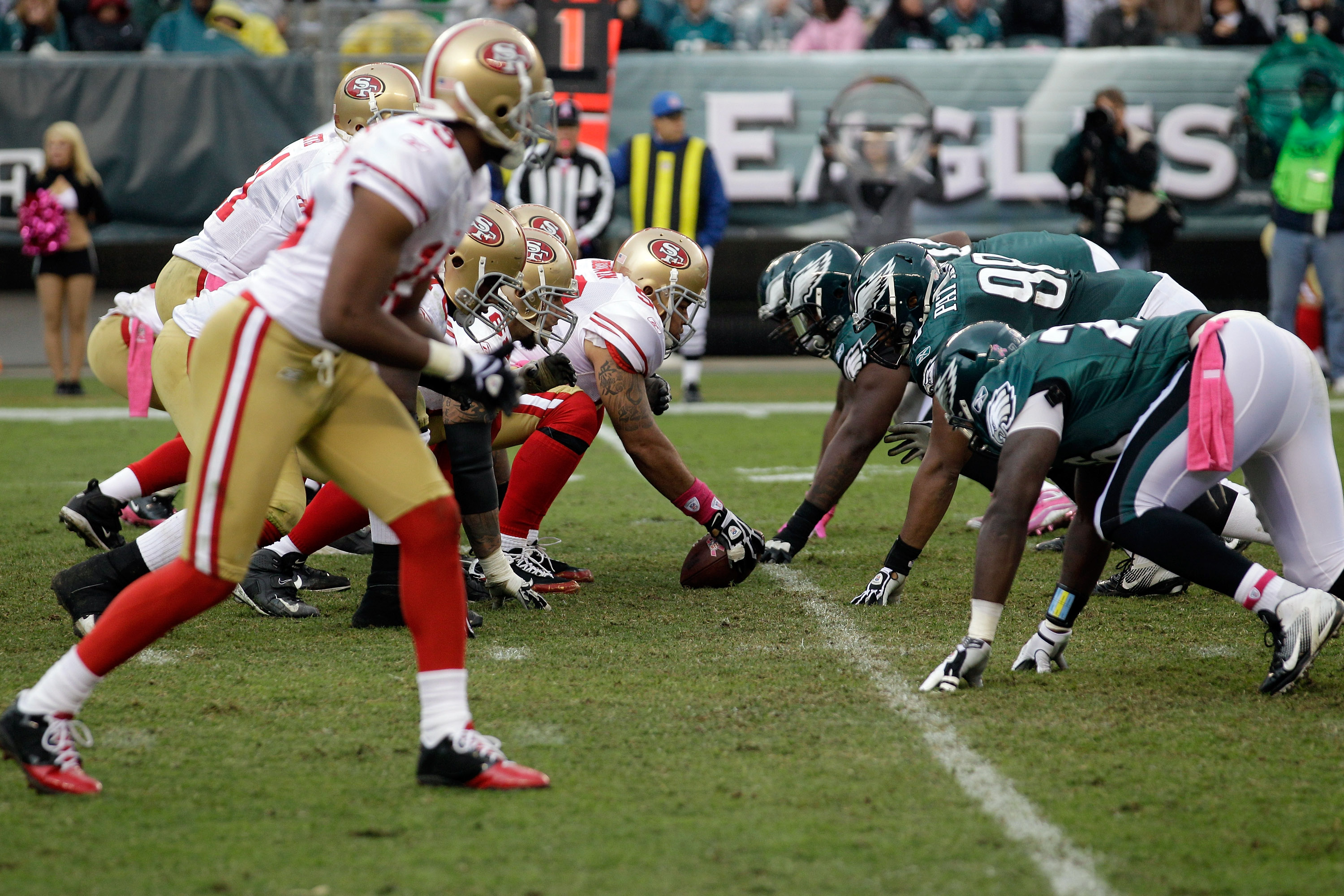 49ers at Eagles: Highlights, score and recap