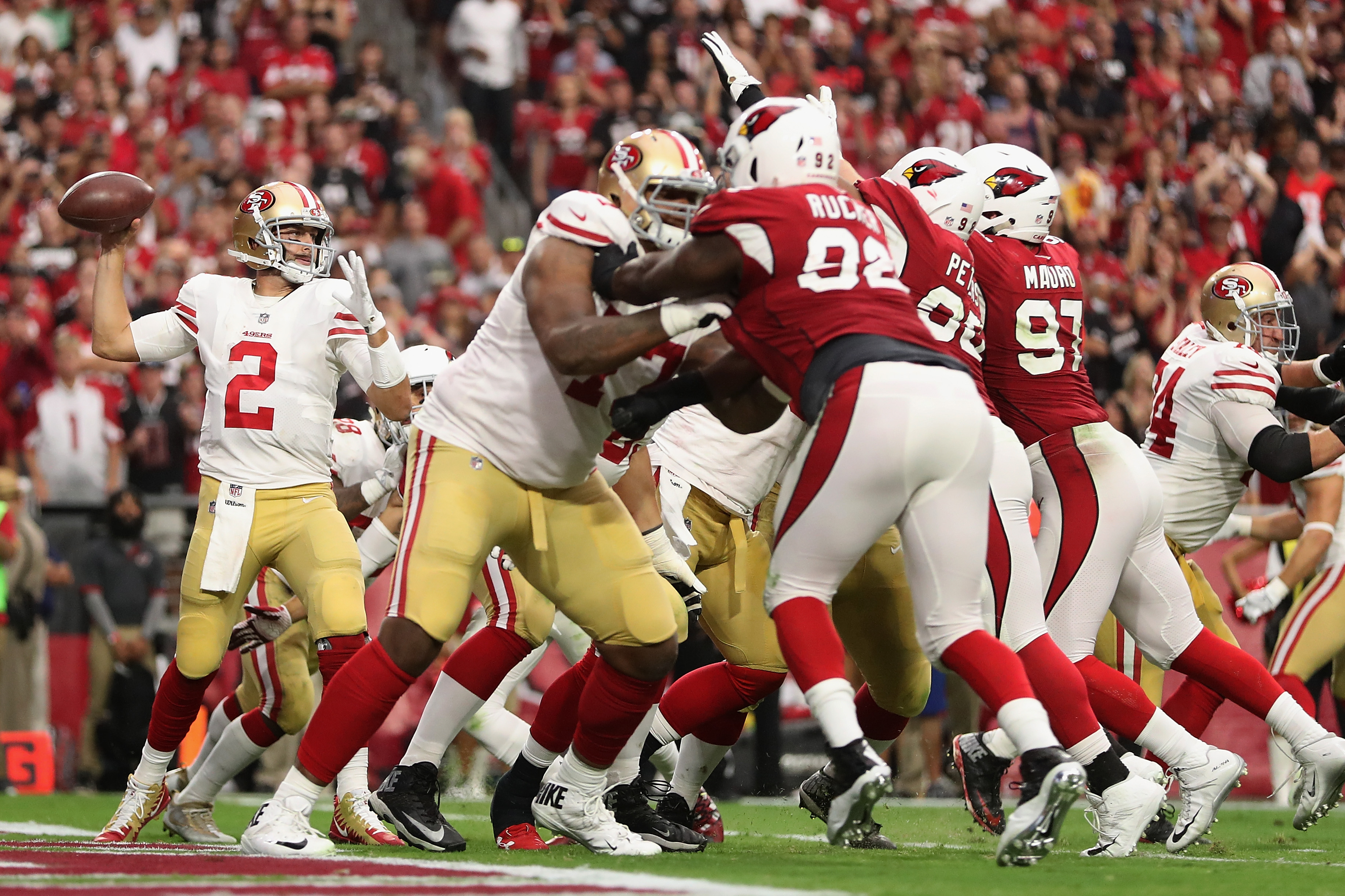 Arizona Cardinals: Offense can't settle for field goals