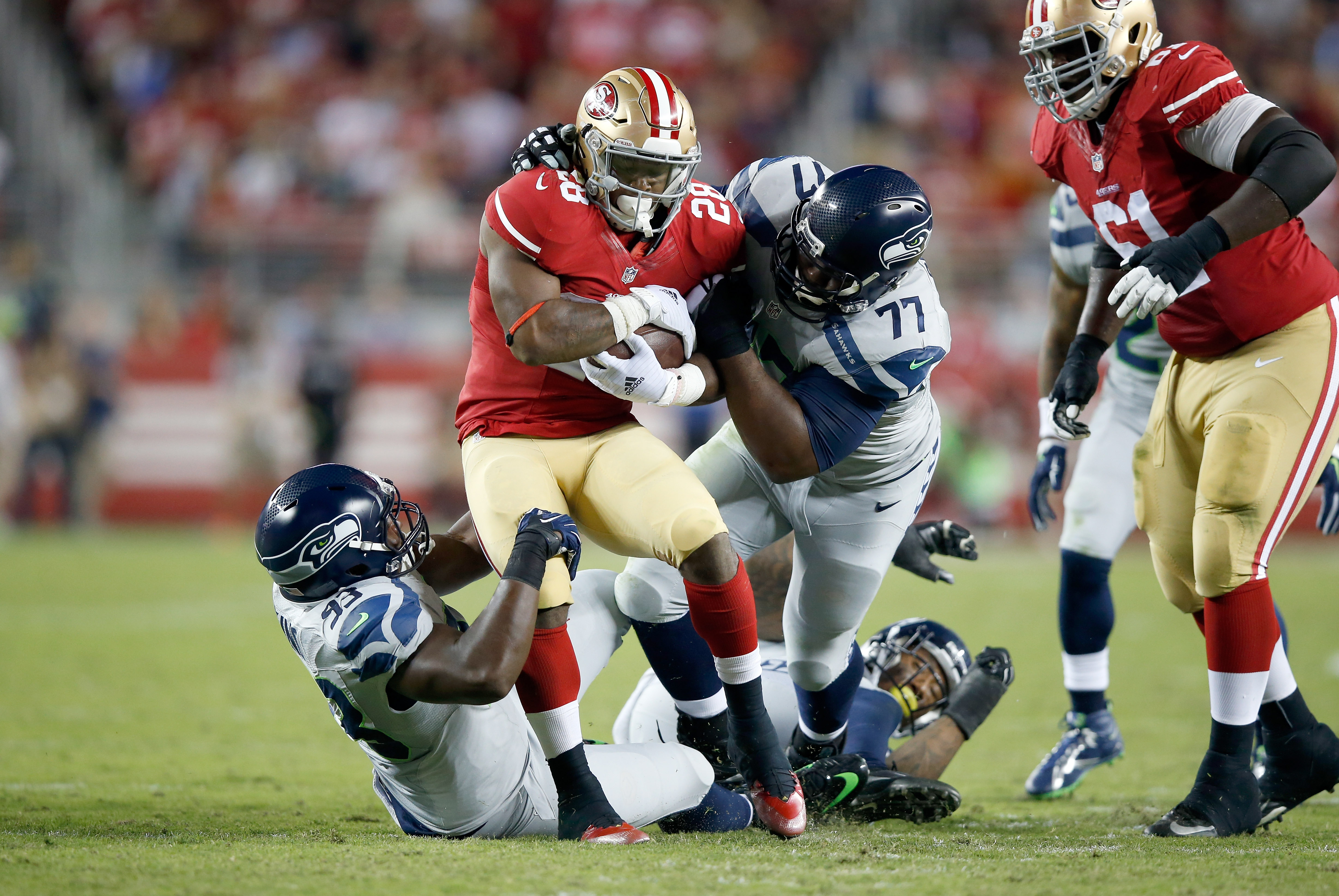 49ers regress in 24-13 loss to Seahawks