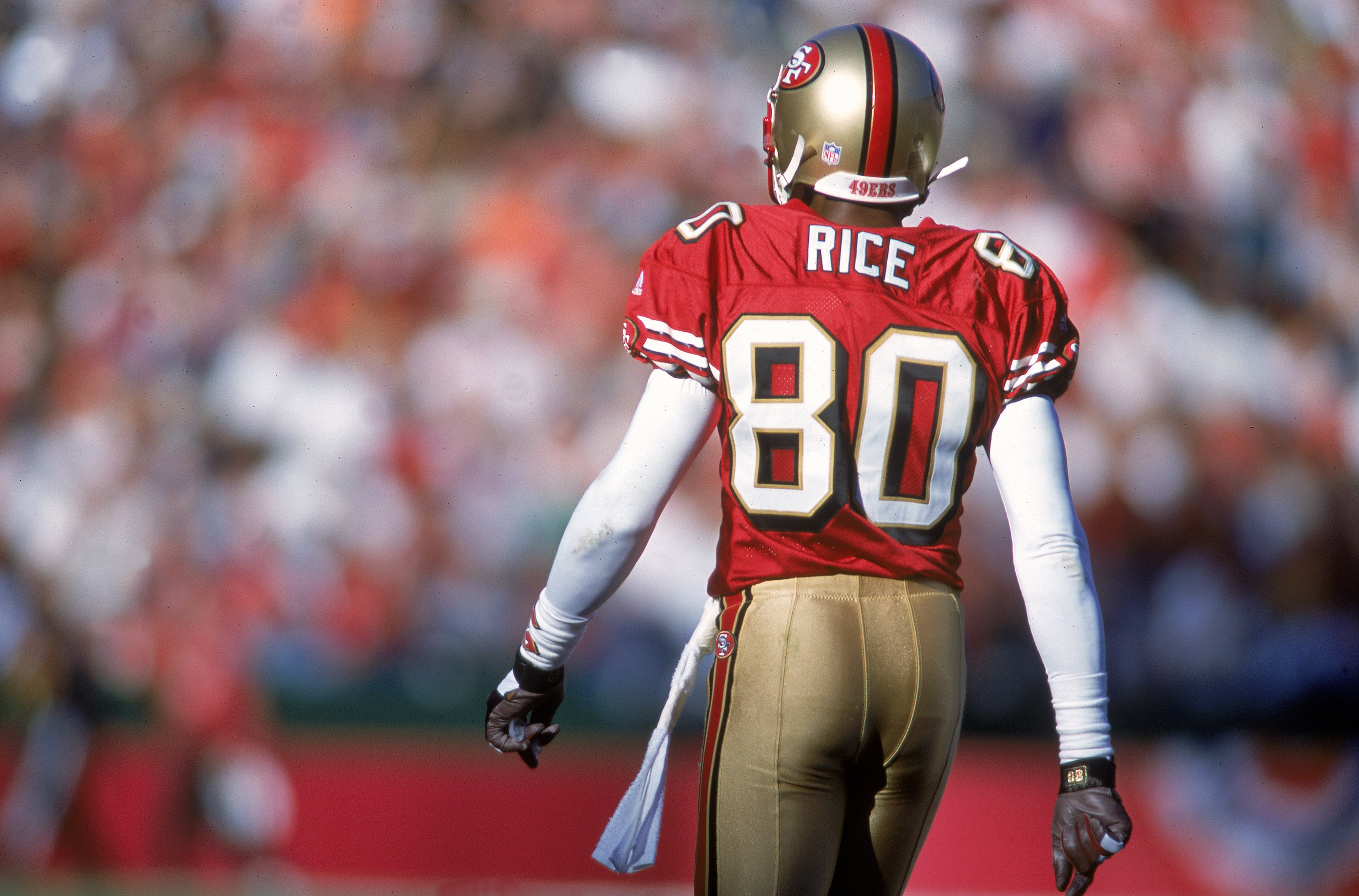 49ers Jerry Rice Deserves His Own Last Dance Documentary