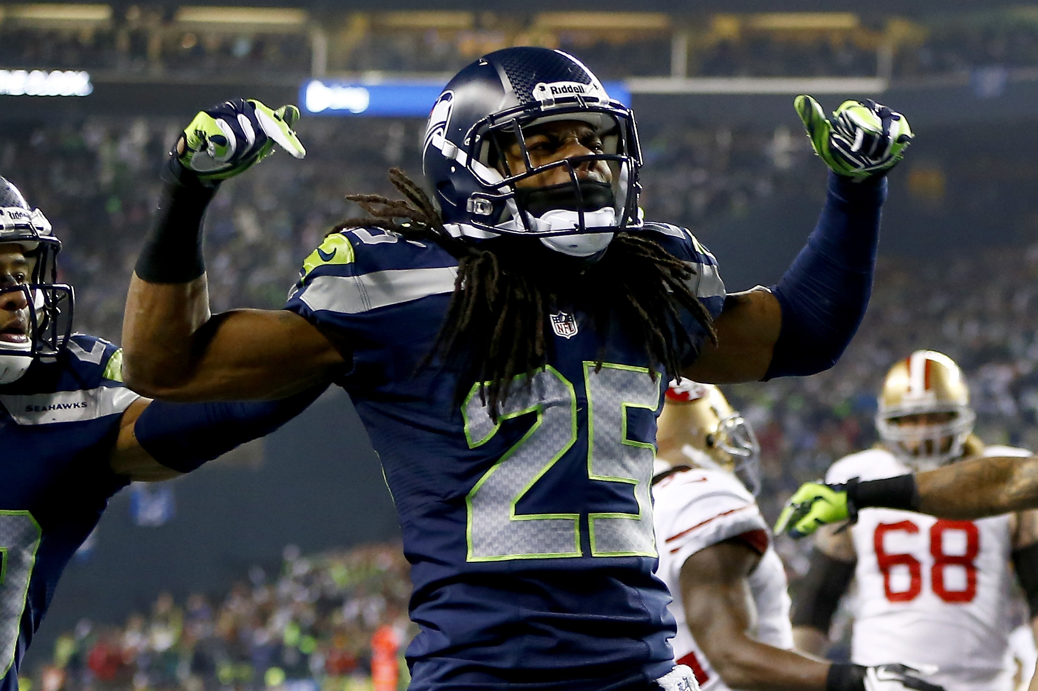 Richard Sherman To Meet With 49ers On Saturday