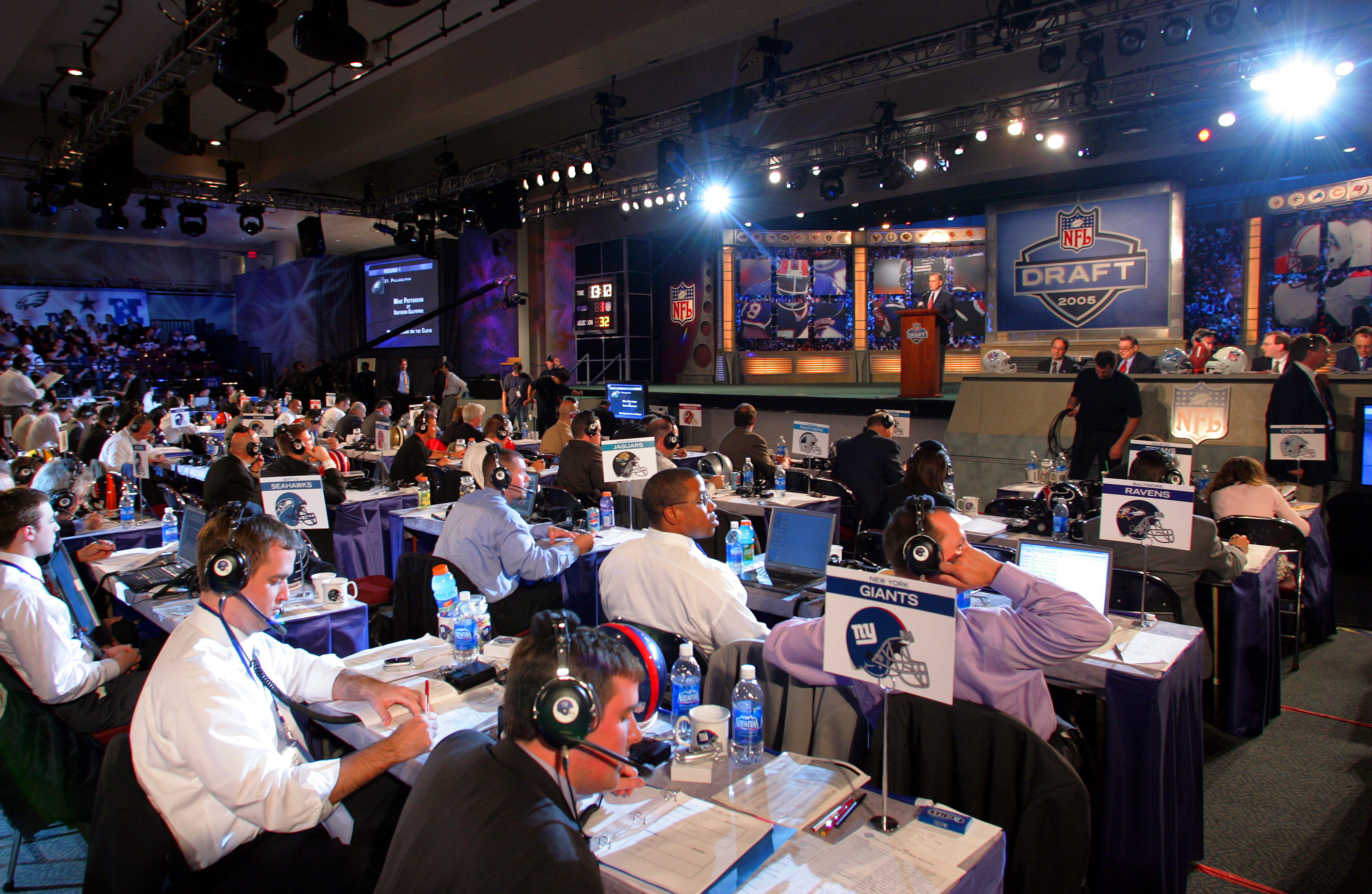 NFL expanding TV coverage for NFL Draft with ABC, Fox broadcasts