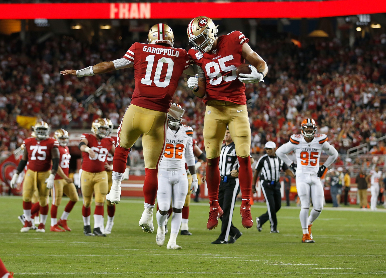 3 49ers players who could win NFL MVP award in 2020