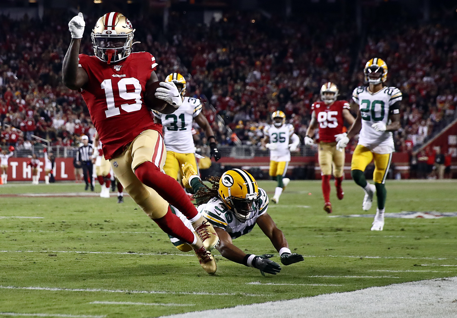 49ers: Deebo Samuel will go off vs Packers in 2020 NFC Championship