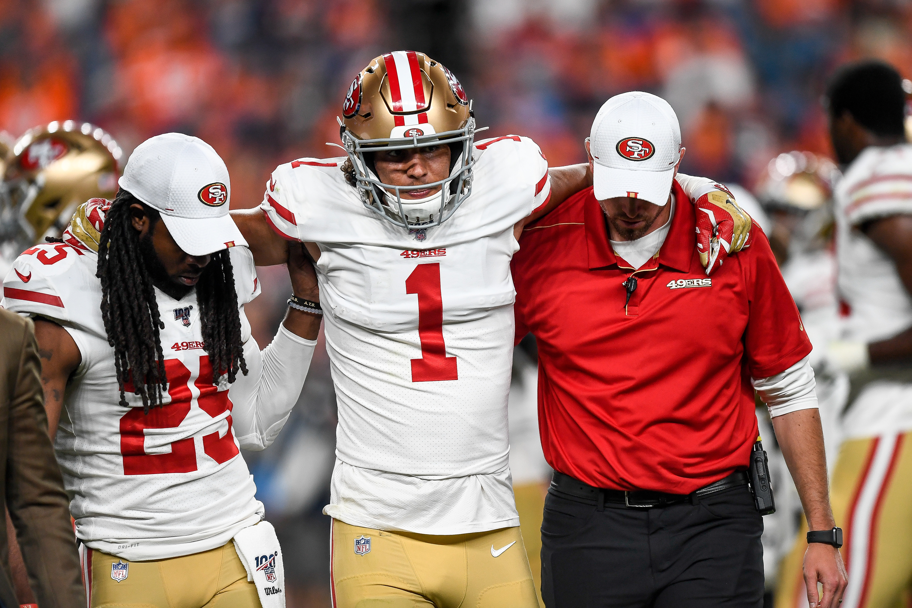 49ers WR Shawn Poindexter a player to watch in 2020 offseason