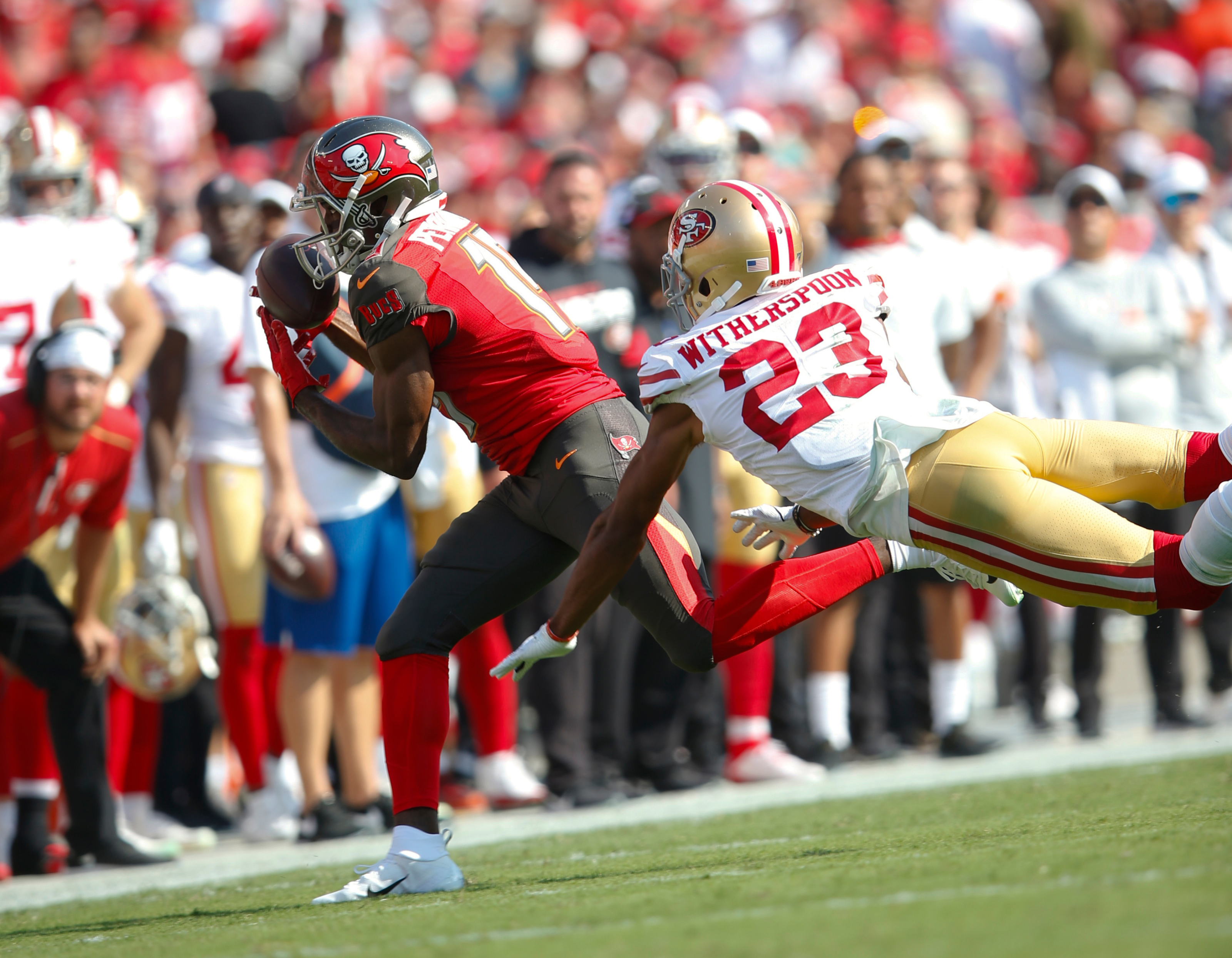49ers 2020 free agency needs: 3 low-cost options at wide receiver
