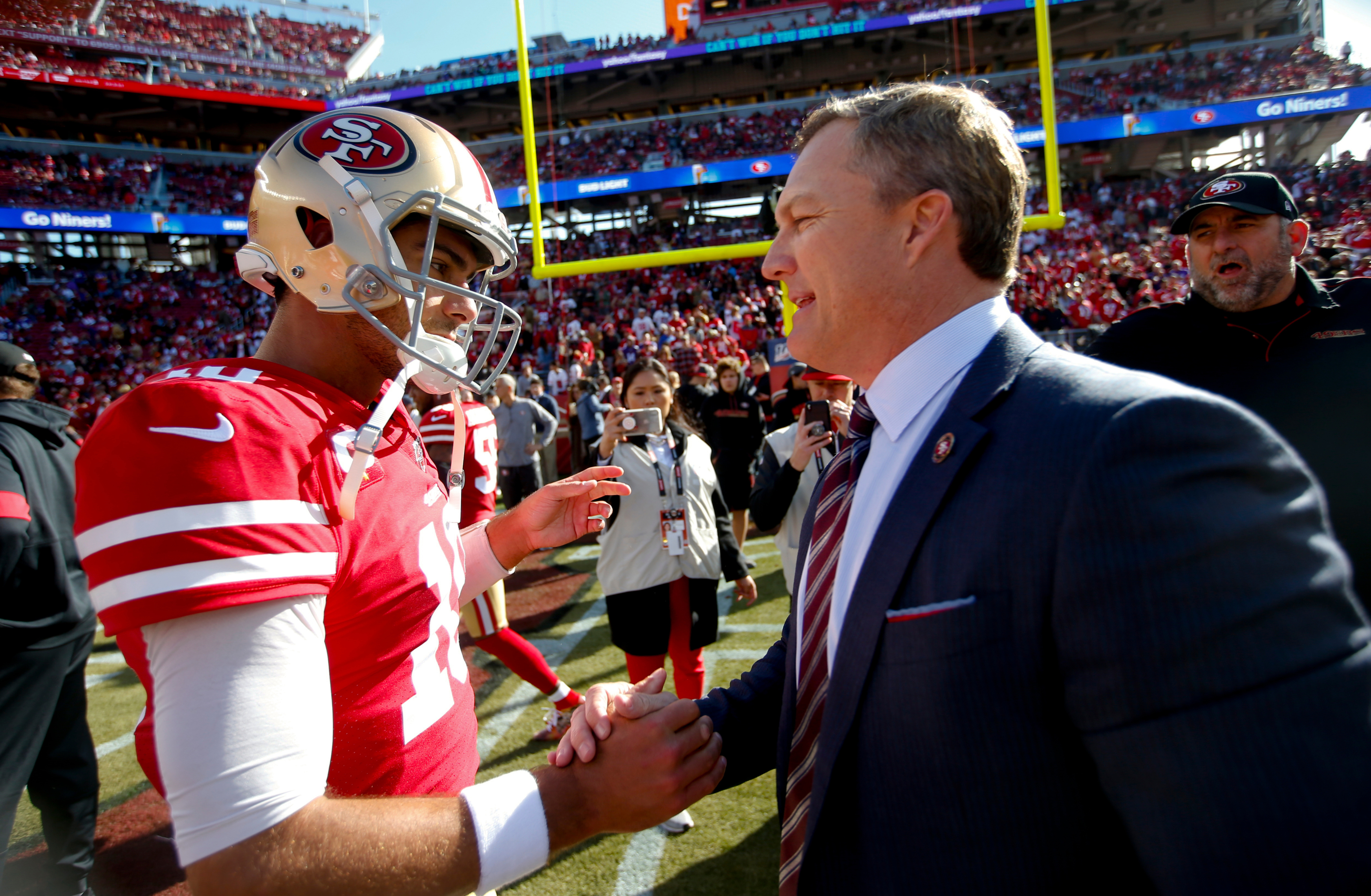 3 ways 49ers can create more cap space in 2020