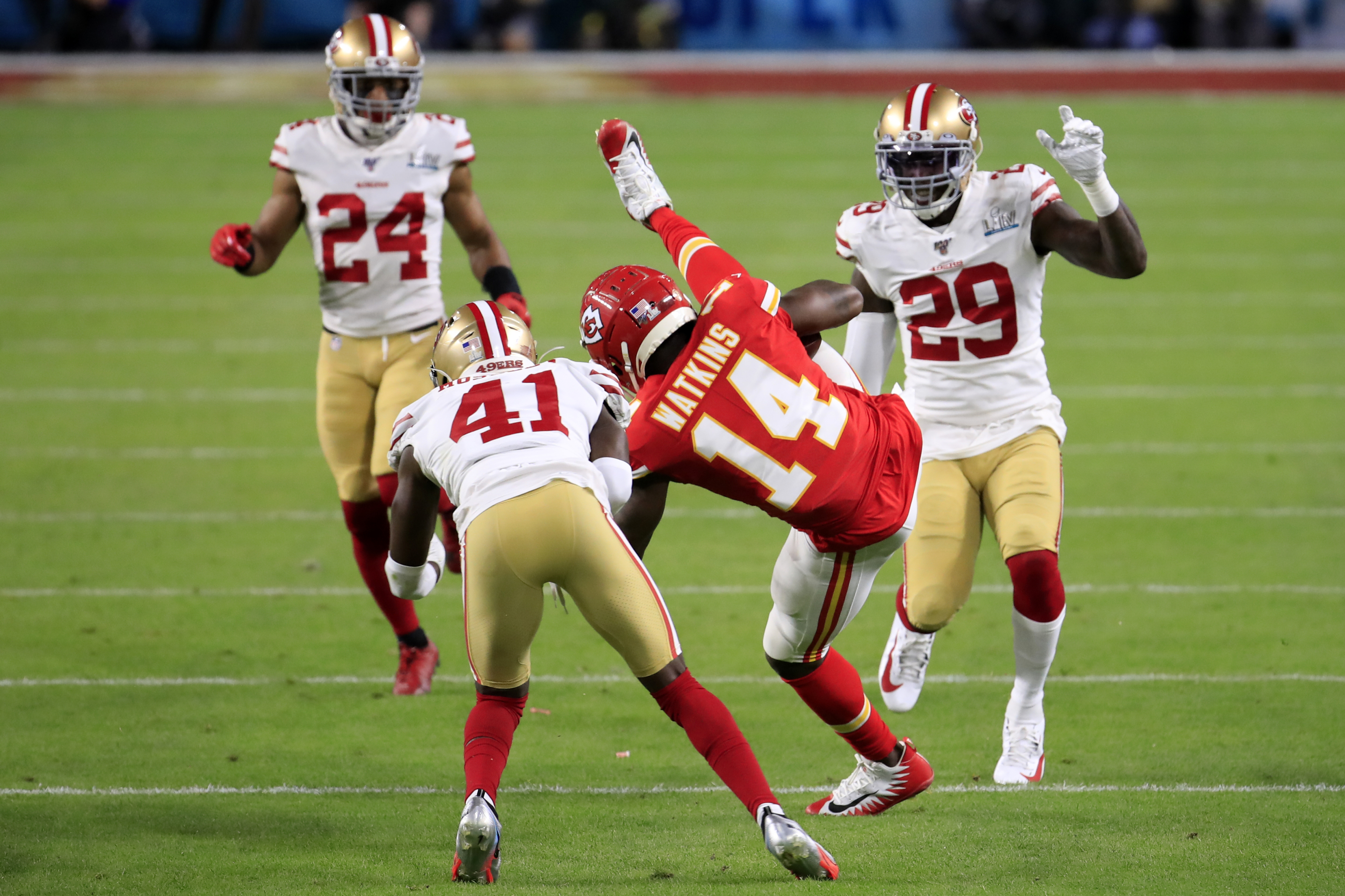 San Francisco 49ers: 5 starting positions up for grabs in 2020