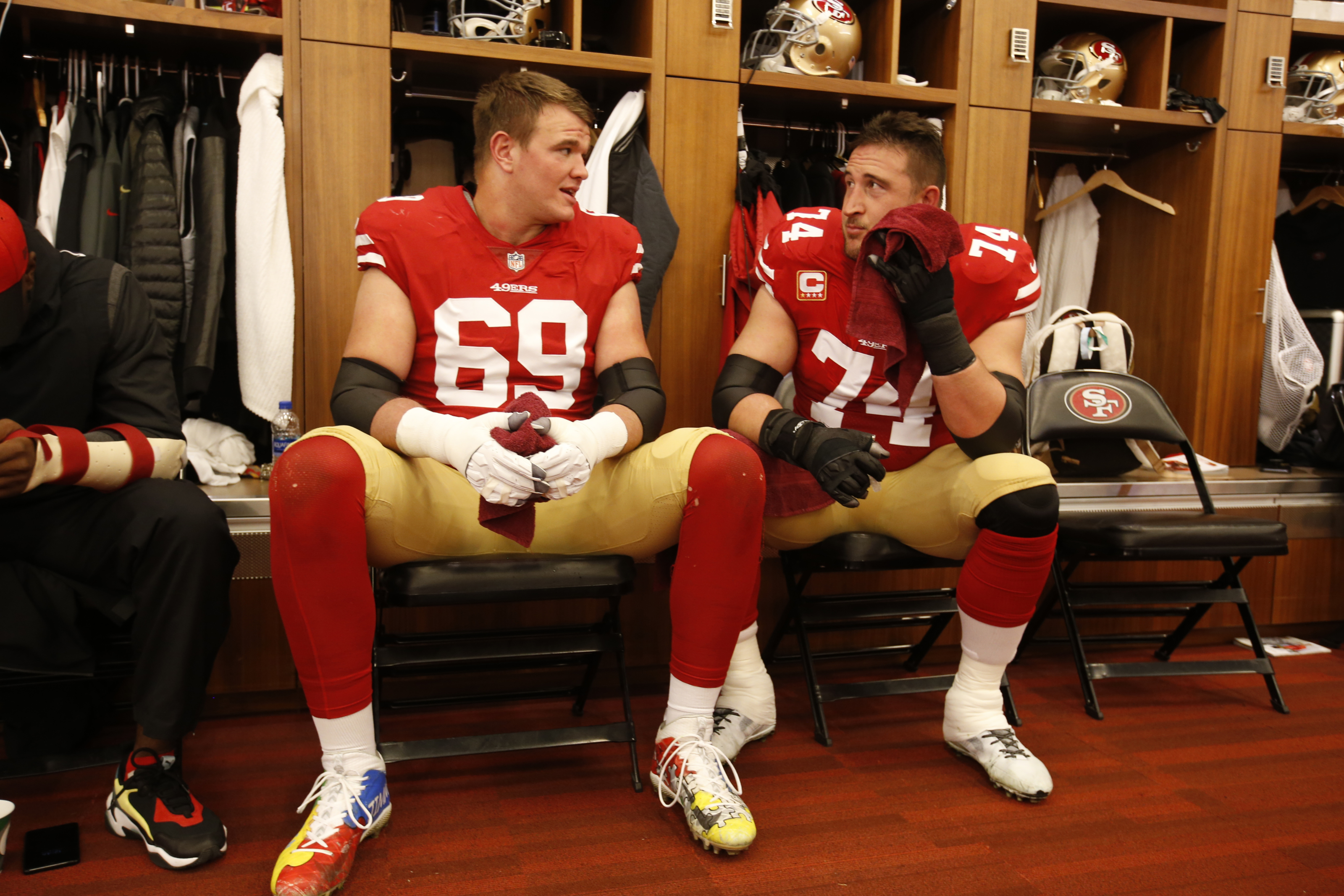 49ers: Don't expect Mike McGlinchey to take over for Joe Staley