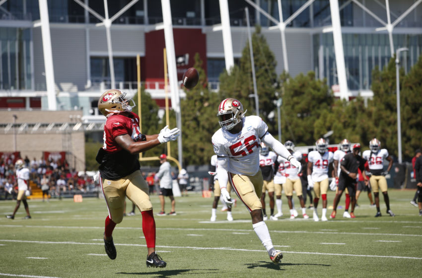 49ers News Training Camp Starts Roster Sizes And Cuts Oh My