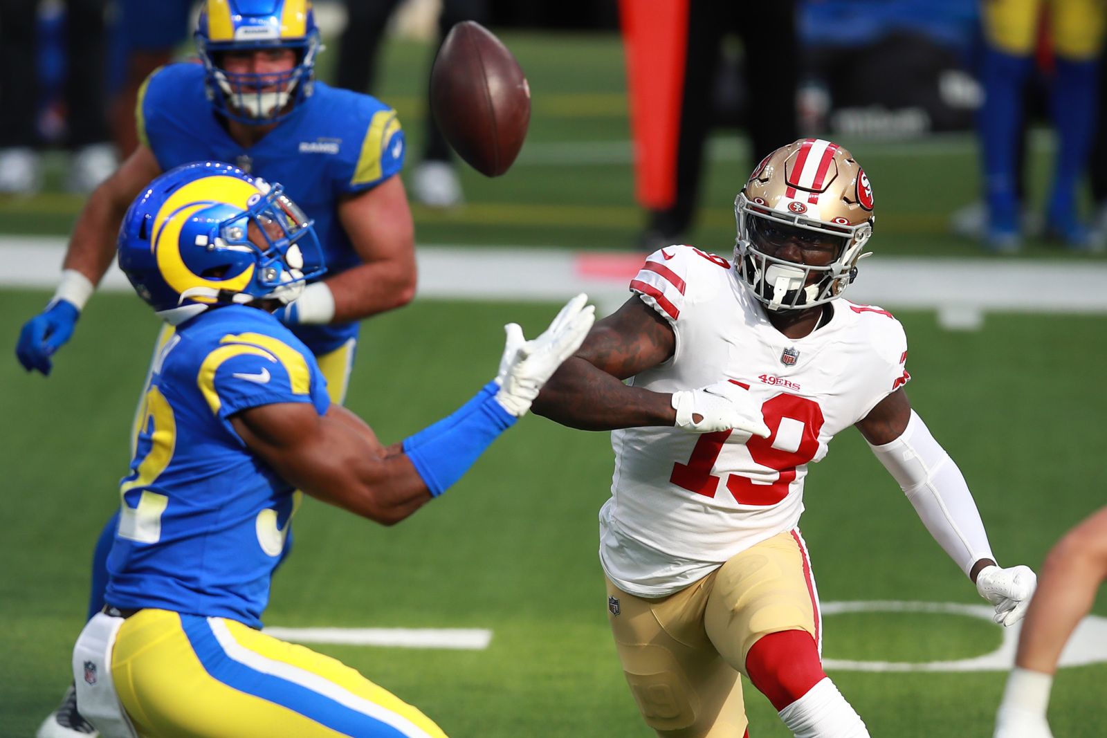 5 free agents SF 49ers can purge from NFC West teams in 2021