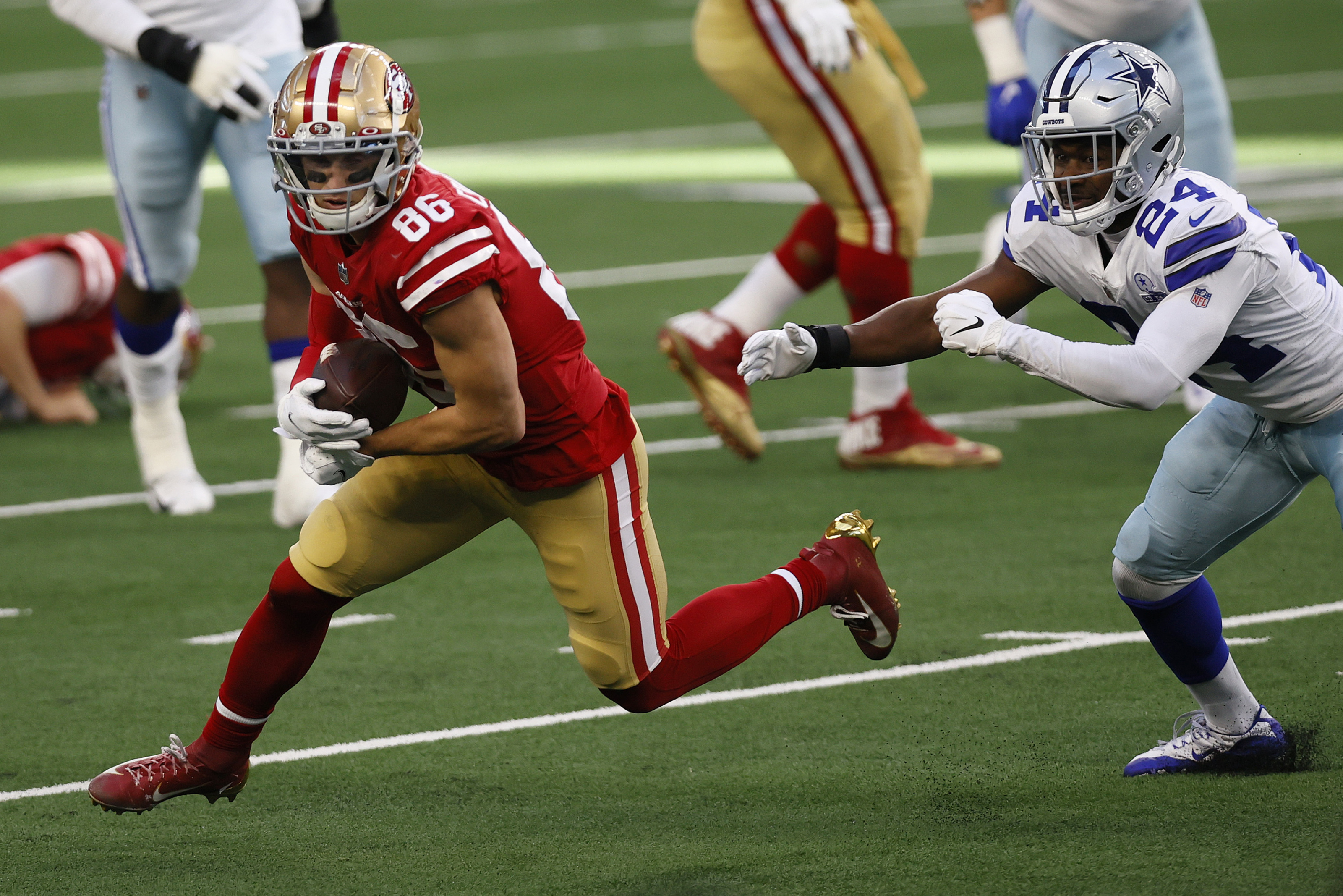 49ers 2020 'Who is?' series: Don't make River Cracraft a returner