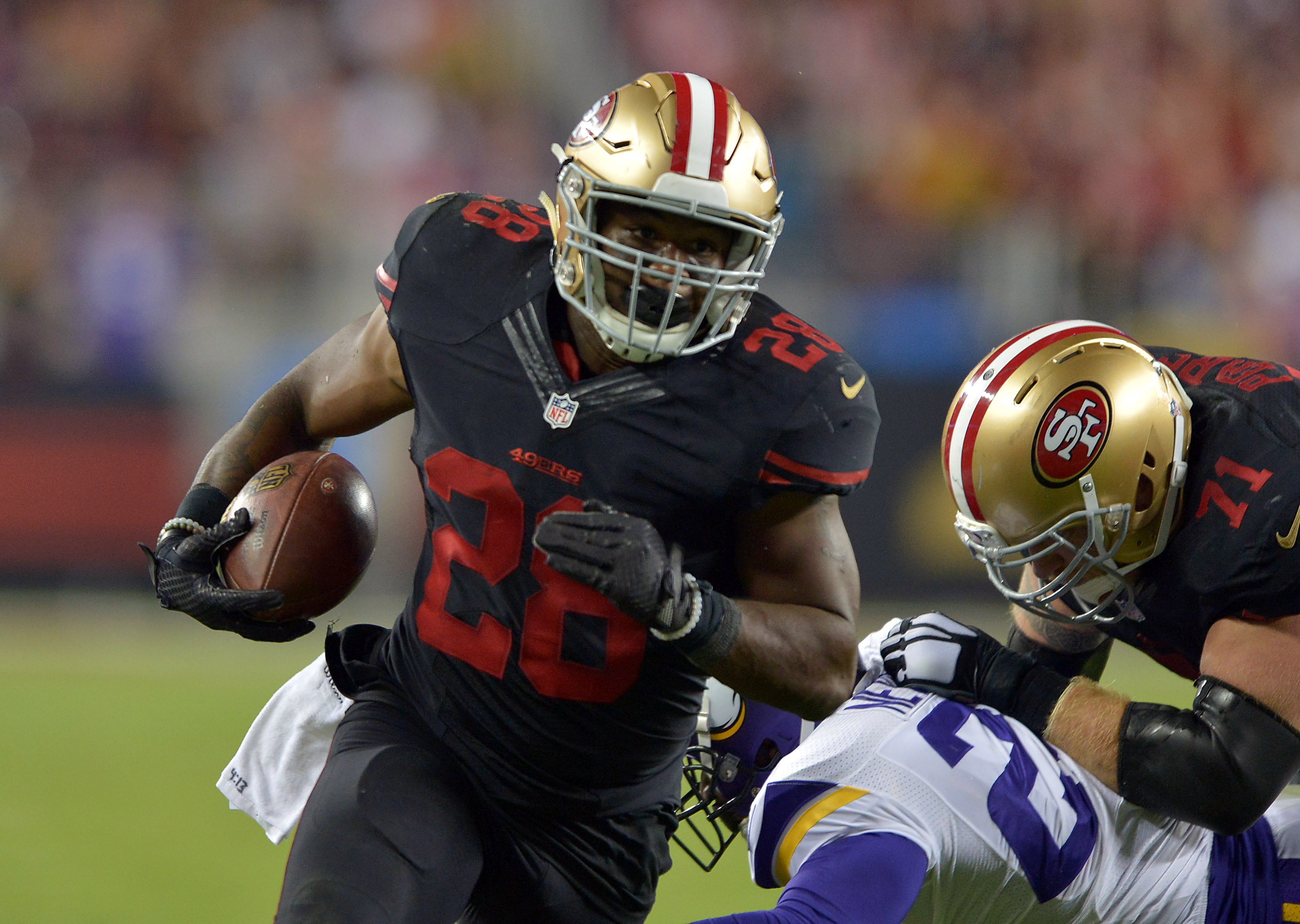Ers Might Be Giving Up On Carlos Hyde But Not To Draft Leonard Fournette
