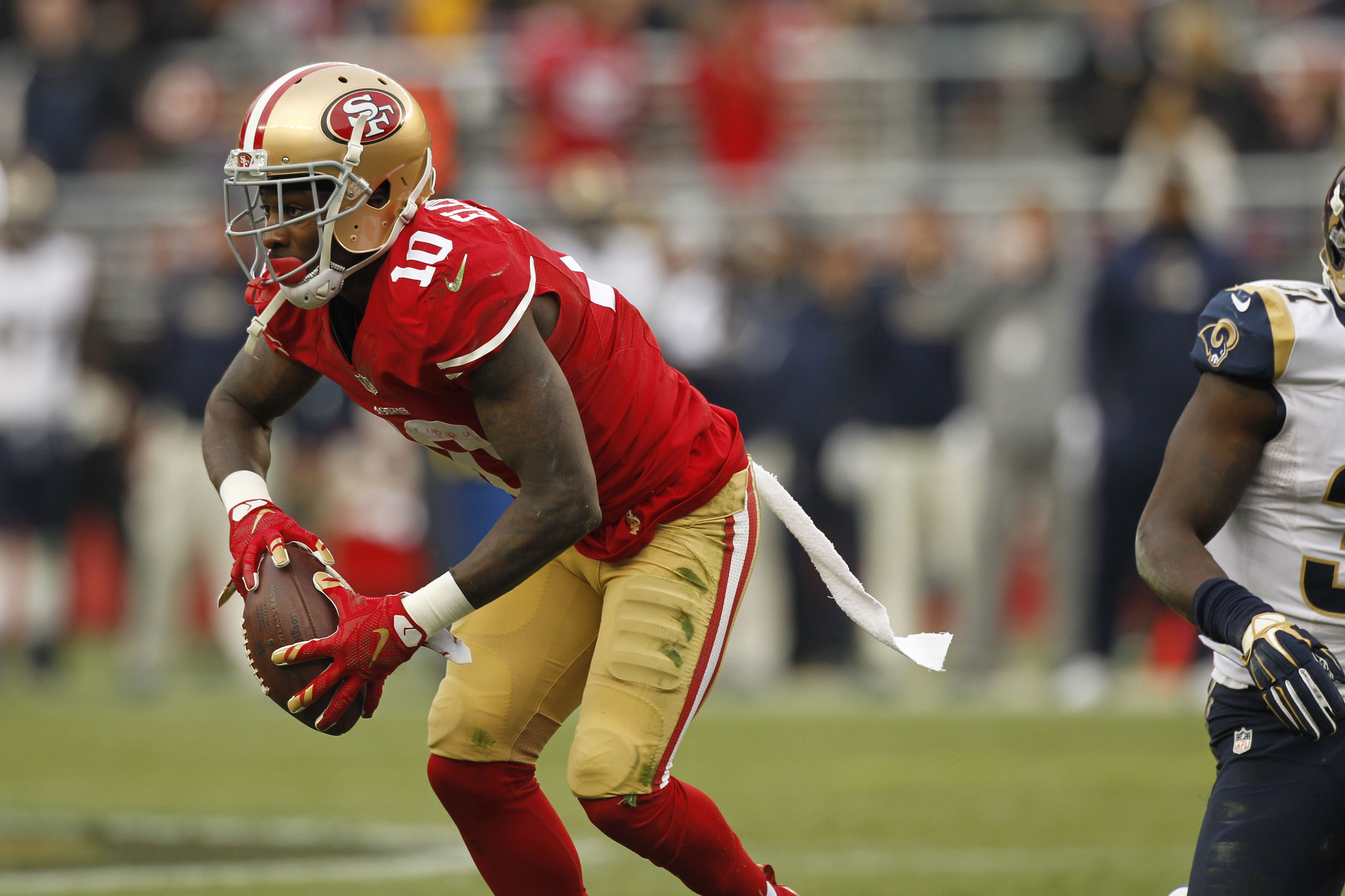 85a9771f6 49ers  Free Agency Moves Shake Up the Wide Receiver Position