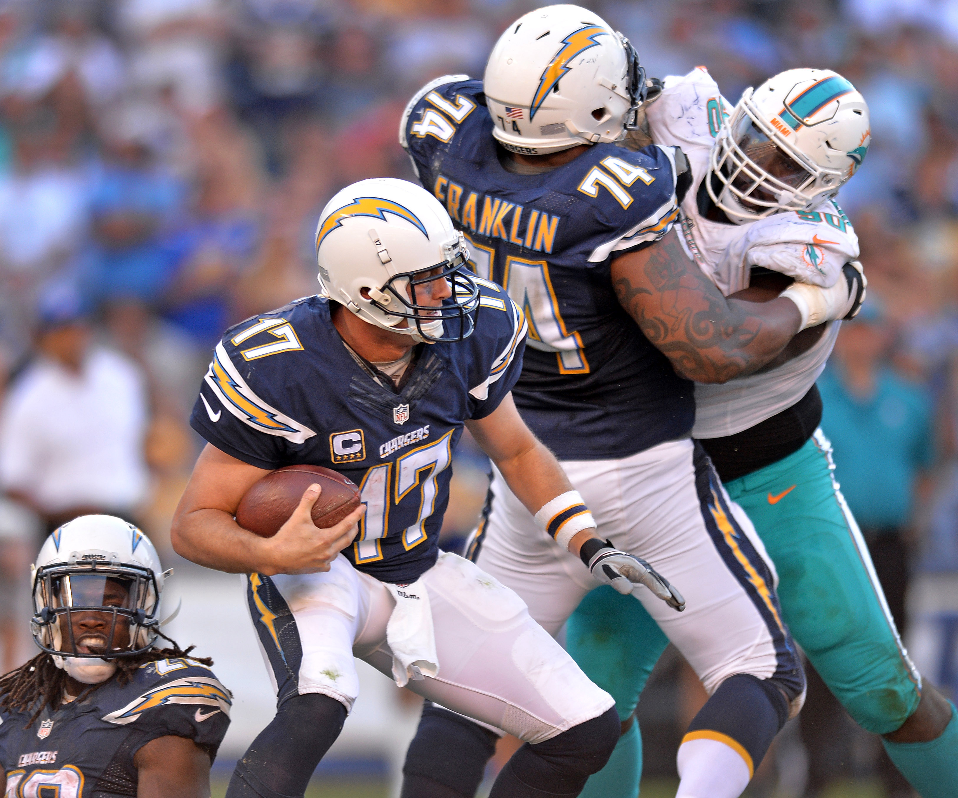 San Diego Chargers Defensive Line: 49ers: Predicting San Francisco's 2017 Starting Lineup